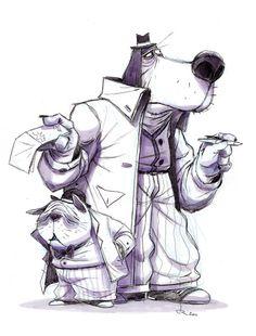 Detective Dog... new tests