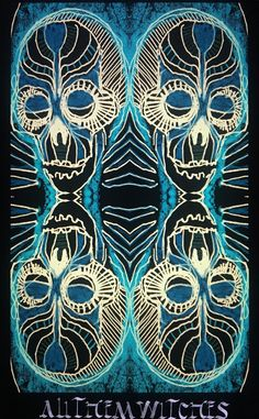 KUSH COLOR STICKER | All Them Witches