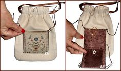 Waste Bag Companion from Olde Colonial -- click to see more