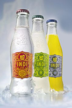 El único refresco artesanal y cien por ciento natural del mundo: Indi