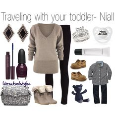 Traveling with your toddler- Niall x by corm-899 on Polyvore