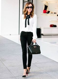 75 Casual Work Outfits Ideas 2016                                                                                                                                                                                 More
