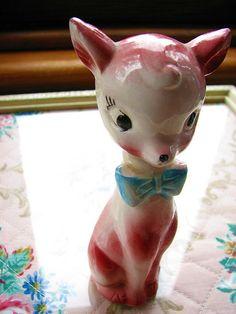 Pink Deer...the only true deer color