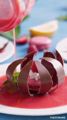 Köstliche Desserts, Chocolate Desserts, Delicious Desserts, Yummy Food, Tasty, Mug Recipes, Baking Recipes, Snack Recipes, Snacks