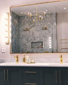 Nu äntligen är badrummet klart första videon någonsin på nya badrummet (efter renoveringen) finns i dagens vlogg på min kanal YOUTUBE.COM/IDAWARG ⭐️