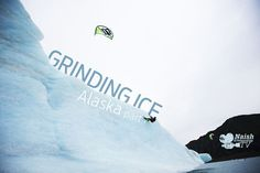 Naish Kiteboarding TV S02E14: GRINDING ICE  - ALASKA PT I by naishkiteboarding. Kevin Langeree and Kai Lenny recently ventured out on a boat trip to find wind and waves at the last frontier - ALASKA! Surrounded by extreme conditions and amazing landscapes they found the perfect playground to kite - icebergs. Sit back and enjoy!