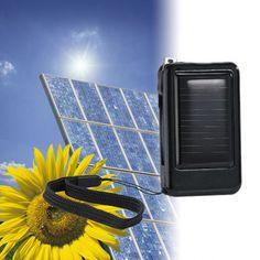 Mini Solar Ladegerät via: monsterzeug.de