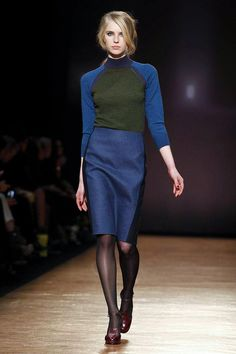 Paul Smith Fall/Winter 2012 collection.