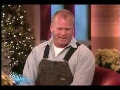 Mike Holmes on Ellen