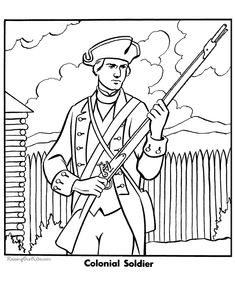 printable military coloring sheets for kids