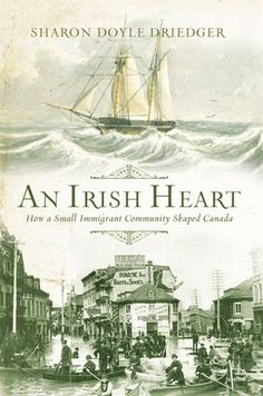 An Irish Heart; How a Small Immigrant Community Shaped Canada Brian Mulroney, Canadian Identity, Scottish People, Atlantic Canada, Strong Faith, Quebec City, Book Worms, Books To Read, Quebec