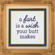 Thrilling Designing Your Own Cross Stitch Embroidery Patterns Ideas. Exhilarating Designing Your Own Cross Stitch Embroidery Patterns Ideas. Hand Embroidery Stitches, Cross Stitch Embroidery, Embroidery Patterns, Cross Stitch Patterns, Funny Embroidery, Bathroom Humor, Bathroom Signs, Bathroom Ideas, Stitch Design