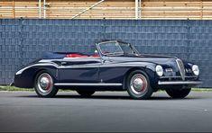 1947 Alfa Romeo 6C 2500 Sport Cabriolet