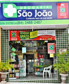 BLOG DJ AILDO: Drogaria São João de PLANTÃO neste final de semana...