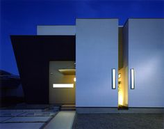 Architect Show co.,Ltd - Project - N2-house「Clipped House 」