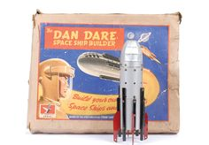 Space Toys, Spaceships, Dares, Cool Toys, Robots, 1930s, Cool Stuff, Retro, Vintage