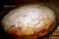 Retete Culinare - Tarta cu mere Romanian Food, Hamburger, Cheesecake, Deserts, Dessert Recipes, Sweets, Bread, Cookies, Baking