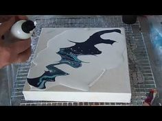 Using Acrylic Paint Acrylic Painting Techniques Acrylic Art Flow Painting Pour Painting One Stroke Acrylic Pouring Resin Art Fatale Acrylic Pouring Techniques, Acrylic Pouring Art, Using Acrylic Paint, Acrylic Art, Pour Painting, Diy Painting, Fluid Acrylics, Learn To Paint, Resin Art