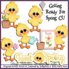 Getting Ready For Spring 2015 CU
