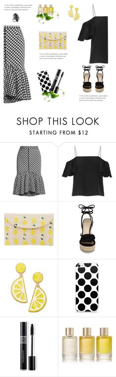 """""""FL01 21/07/2017"""" by aneetaalex ❤ liked on Polyvore featuring Tome, Fendi, Kayu, Pelle Moda, Celebrate Shop, Christian Dior and Aromatherapy Associates"""