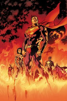 JLA: Terra Incognita TP by Bryan Hitch and Paul Neary