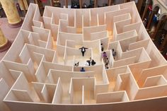 Get Lost in Architect Bjarke Ingels's Soaring Maze