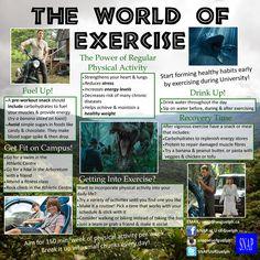 Jurassic World + Physical Activity