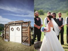 Rustic Farm Wedding in Knoxville, Tennessee | photos by http://www.sarahcblog.com | see more http://www.thebridelink.com/blog/2013/06/28/rustic-farm-wedding-in-knoxville-tennessee/
