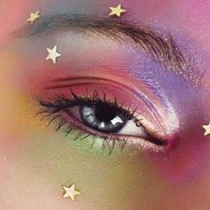 Makeup Ojos Chicos Make Up 25 Ideas Makeup Goals, Makeup Inspo, Makeup Art, Makeup Inspiration, Hair Makeup, Beauty Make-up, Beauty Hacks, Festival Make Up, Art Visage