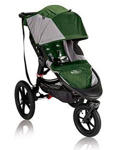 Baby jogger, Cochecito Summit X3 verde