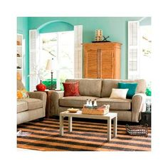 Bundle-44 SoFab Angel Living Room Collection (4 Pieces)