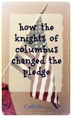 Catholic Company blog post: A short historical recap of how the Knights of Columbus have kept the faith in the USA.