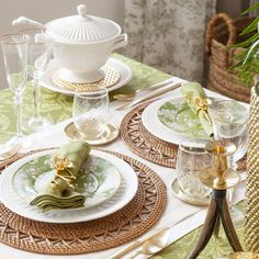 ROUND RATTAN PLACEMAT - Placemats - Tableware | Zara Home United States
