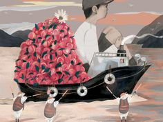 Nayeon Lee Illustration Portfolio
