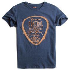 T-shirt-Fit-Estampada-Azul-Marinho 3291935693e