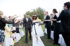 Os vestidos de noiva da Filipa e da Joana   O blog da Maria. #casamento #casamentocivil #noivos #Portugal #Famalicao