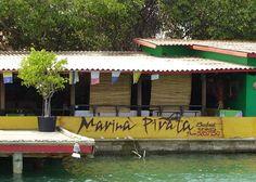 Marina Pirata Restaurant Aruba