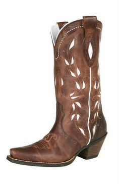Womens Ariat Sonora Boots Bittersweet
