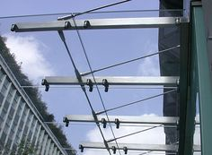 Boundary Metal - Glass Canopies and Suspended Ceilings - 15 Berners Street, London