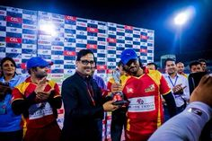 Mr. Bijay Kumar Mandhani at Celebrity Cricket League #CCL #CelebrityCricketLeague