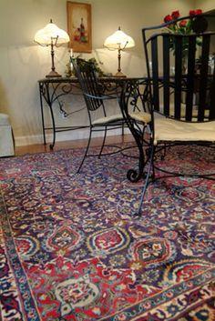 Persian Carpet. Ardabil.