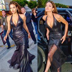 "5,666 Likes, 89 Comments - Angelina Jolie (@theangelinajolie1975) on Instagram: ""that look Love U @xangelinajolie ❤️ #AngelinaJolie #love #tweegram #photoftheday #20like #amazing…"""