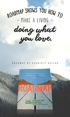 Most people hate their work. You don't have to. Find work that matters to you with the ultimate career guide: Roadmap by Roadtrip Nation.
