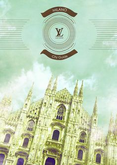 Project for a Louis Vuitton's vintage city guide. Vintage Louis Vuitton, Big Ben, Wanderlust, Behance, Graphic Design, City, Travel, Behavior, Viajes