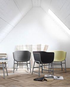 design traveller: Minuscule Chair by Cecilie Manz