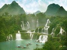 pongua falls vietnam - Google Search