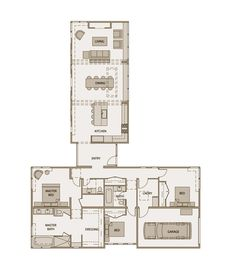 Change up some of the measurements rooms to fit this into for Shipping container garage floor plan