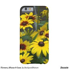 Flowers, iPhone 6 Case. Barely There iPhone 6 Case