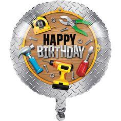 Fóliové balónky zavěste do prostoru, nafoukněte je ústy nebo heliem