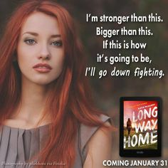 Long Way Home will be released on January 31, 2017!